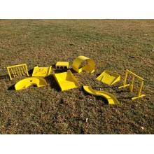 MGMOB-000 Metal Obstacle Package