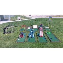 MGOP-001 Mini Golf Obstacle Package #1