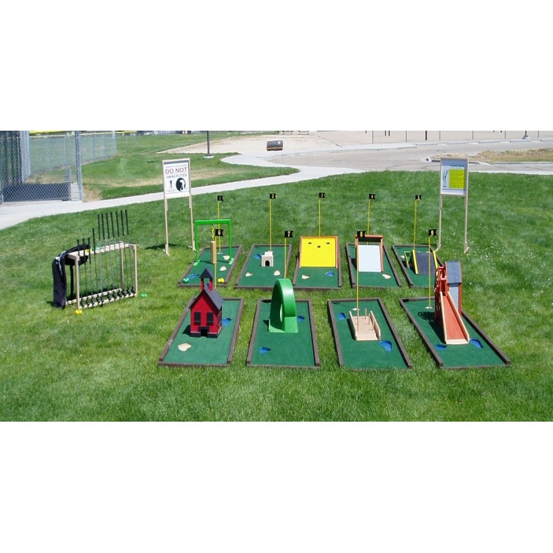 MGP002-24/36 Mini Golf Package #2