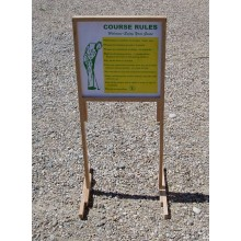 MG-007 Rules Sign