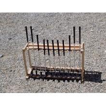 MG-005 Putter & Ball Rack