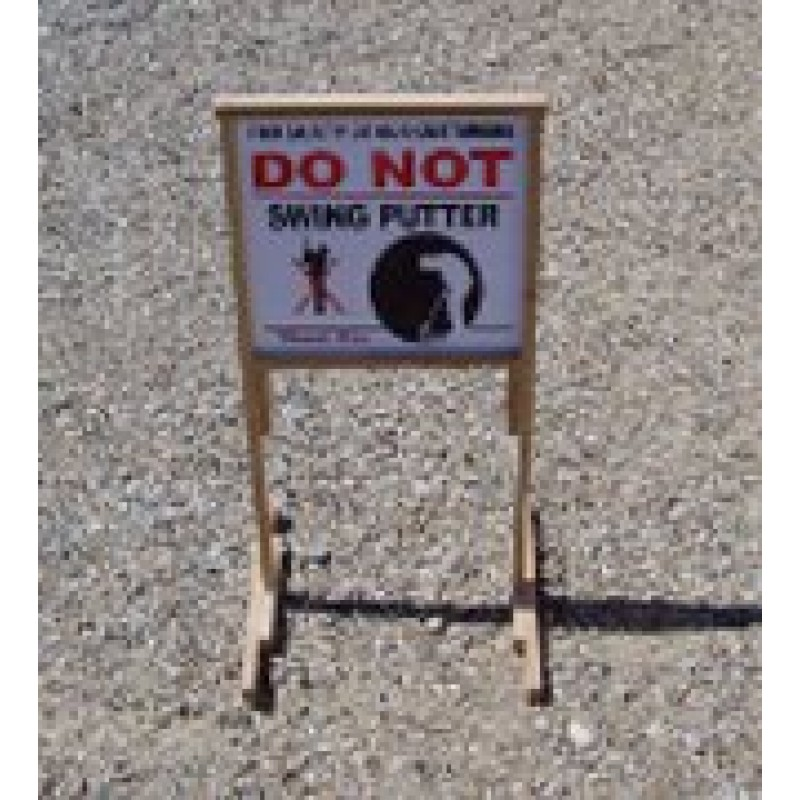 MG-006 Safety Sign