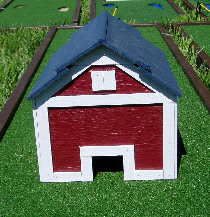 Mini Golf Barn